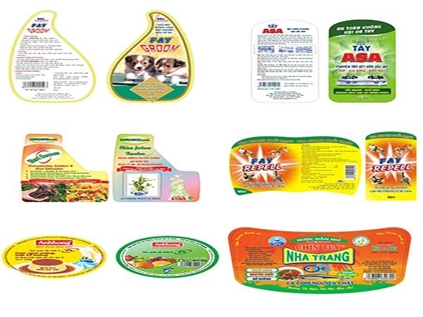 Giá trị của những sản phẩm được dán tem