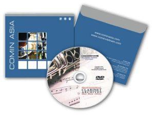 Quy trình in ấn nhãn đĩa giá rẻ chất lượng cao 1