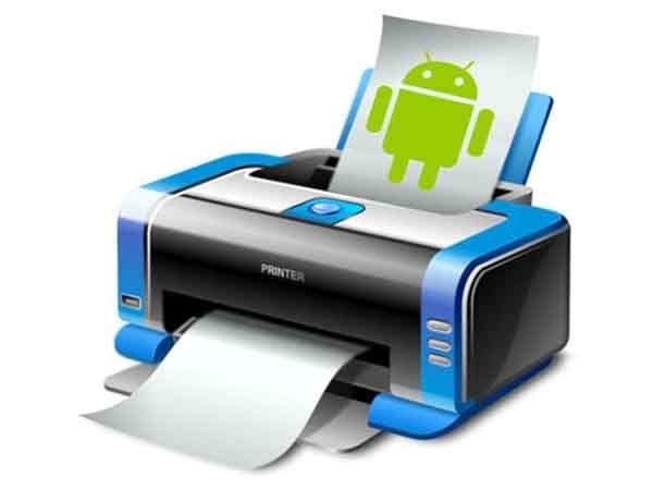 Hướng dẫn in tài liệu qua thiết bị Android