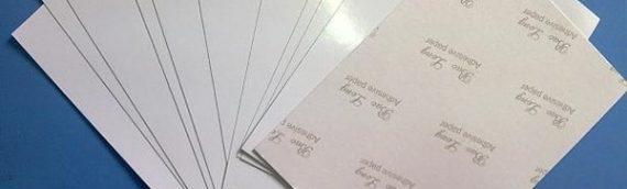 Phân biệt các loại giấy in được dùng phổ biến hiện nay