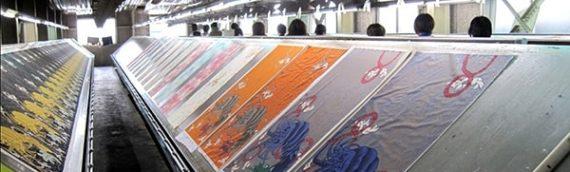 Làm thế nào để in trên vải, quy trình in trên vải diễn ra thế nào?