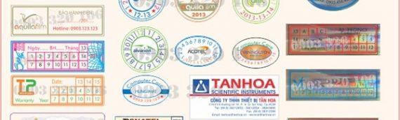 Bạn có biết tem nhãn làm bằng chất liệu gì không?