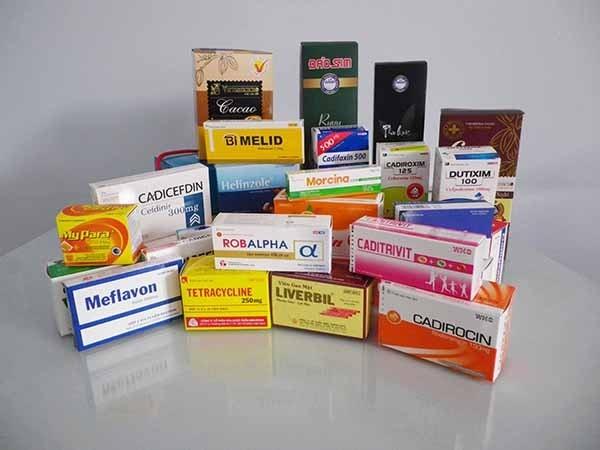 Lưu ý nên biết khi in hộp đựng thuốc