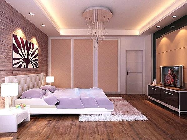 Cách bài trí phòng ngủ nhỏ cute cho các hotgirl