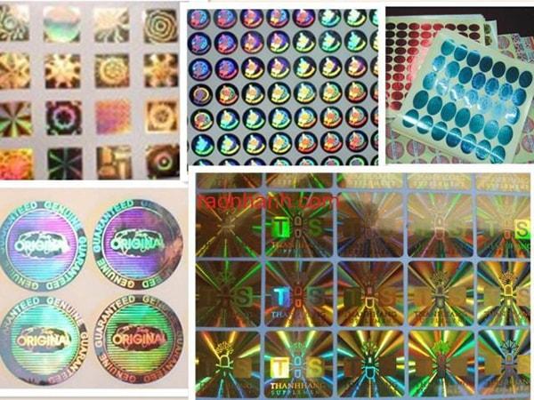 Những ưu điểm khi in tem 7 màu cho sản phẩm
