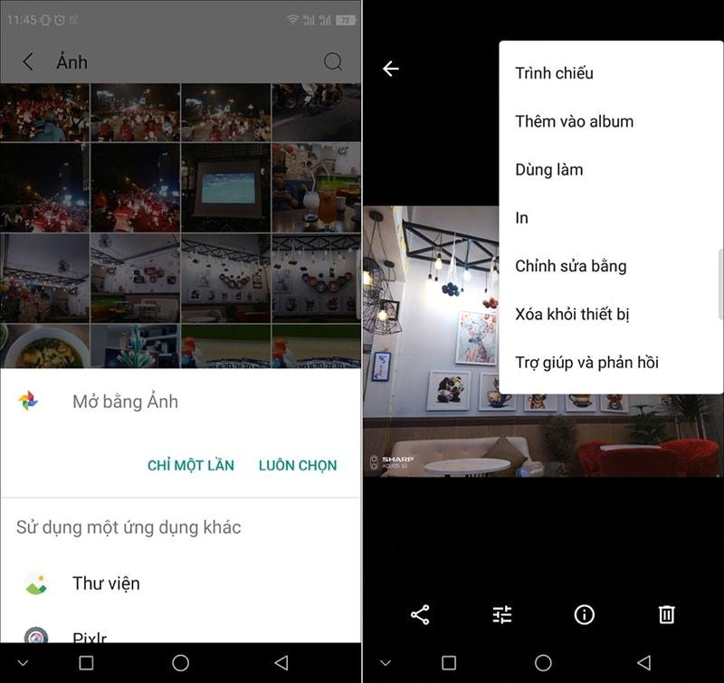 Hướng dẫn in tài liệu qua thiết bị Android 2