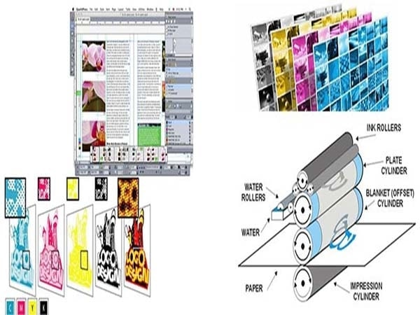 Tìm hiểu về in offset và quy trình in offset 4 màu