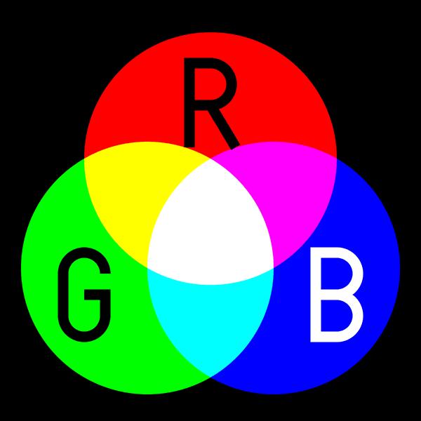 Các mã màu RGB