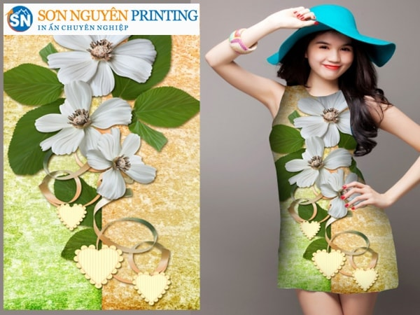Một số loại giấy in decal chuyển nhiệt