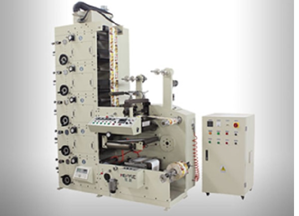 Máy in flexo khổi 320 mm