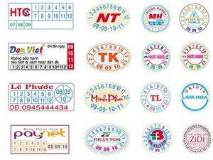 Tìm hiểu về quy trình và công nghệ in tem nhãn