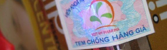 Cách phân biệt hàng thật – hàng giả bằng tem chống giả?