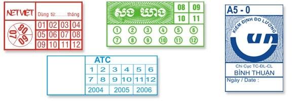 Doanh nghiệp có thể đặt in tem bảo hành vỡ hoặc dai theo nhu cầu sử dụng