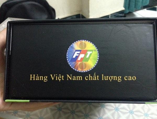 Tem bảo hành 7 màu của FPT