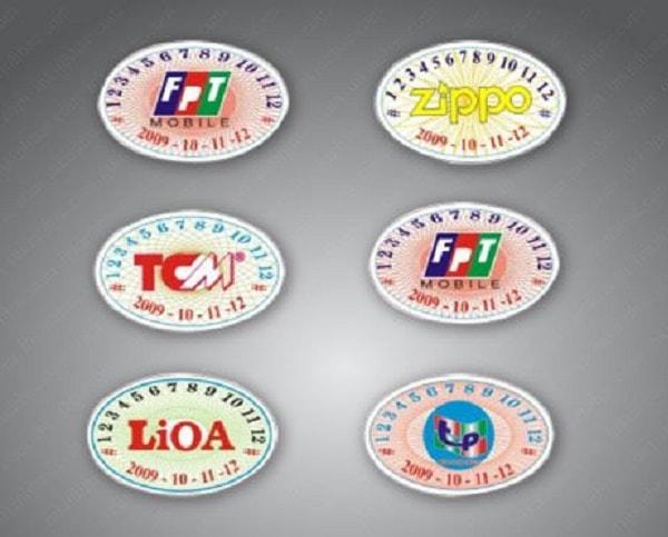 Hầu hết các sản phẩm trên thị trường đều có tem bảo hành