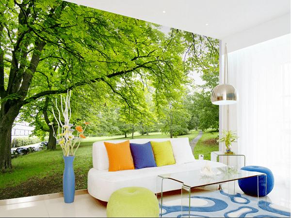 Xu hướng mang thiên nhiên vào trong nhà