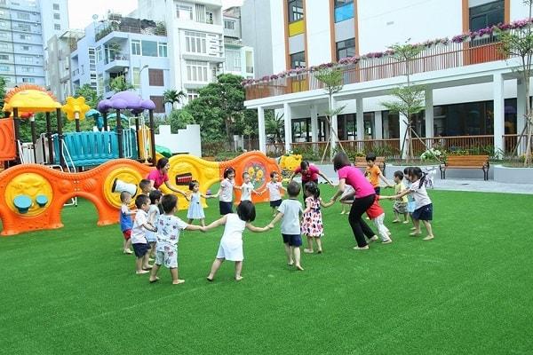 Trường mầm non Montessori Quốc tế Sunrise Kidz(IMSK)
