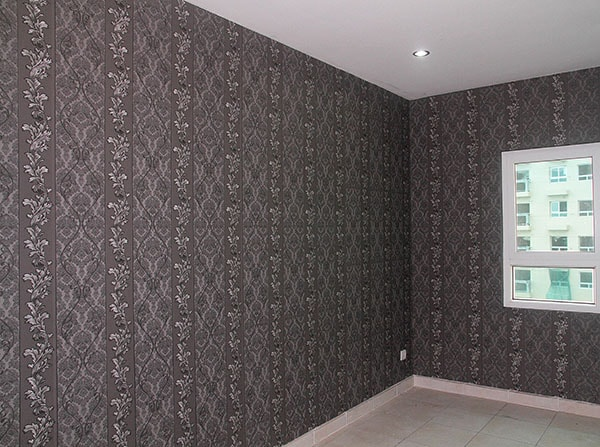 Decal dán tường màu nâu cho người mệnh Mộc