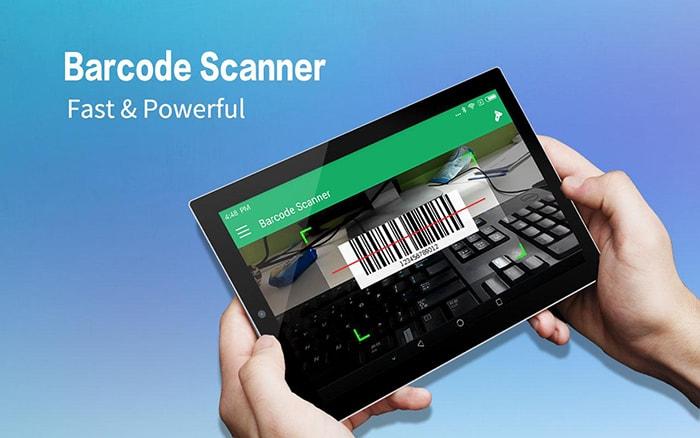 Phần mềm ứng dụng check QR code Scanner