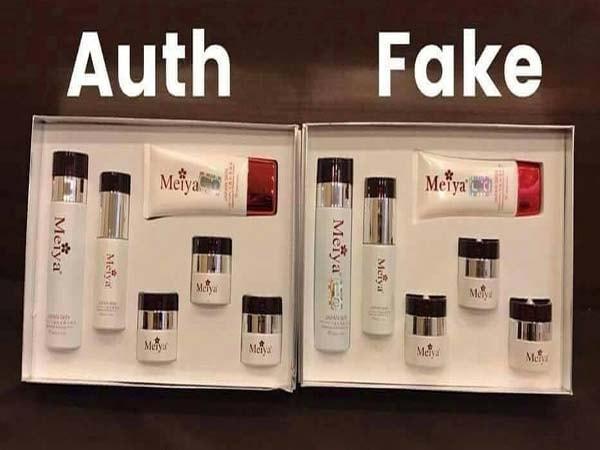 2 cách check hàng thật - hàng Fake chuẩn xác nhất