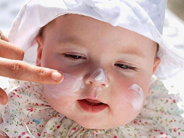 viêm da tiếp xúc ở trẻ em 3