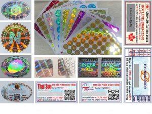 Cách nhận biết 7 loại tem chống hàng giả của Bộ Công An hiện nay