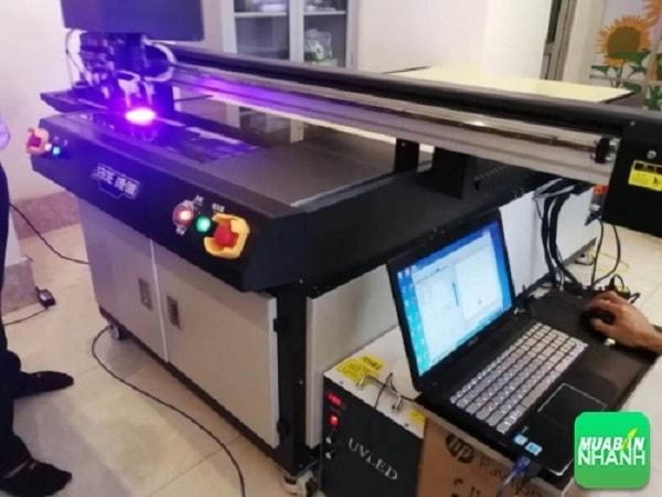 Phần mềm chuẩn bị ảnh in UV trên chất liệu kính