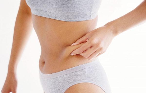 cách giảm béo mỡ bụng 1