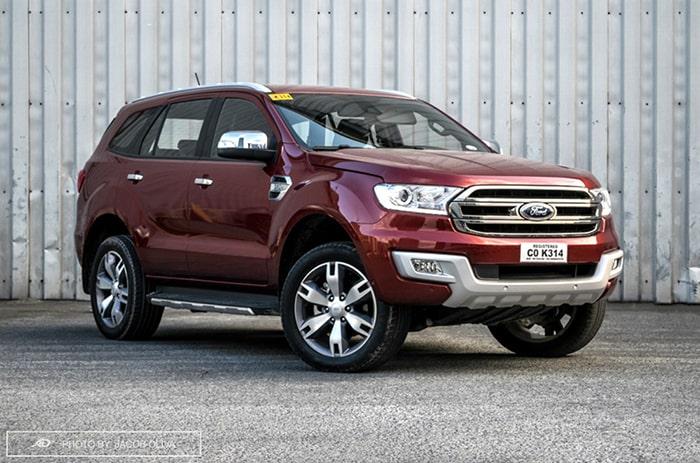 Top 3+ Phụ tùng ô tô Ford Everest cần thiết không thể thiếu