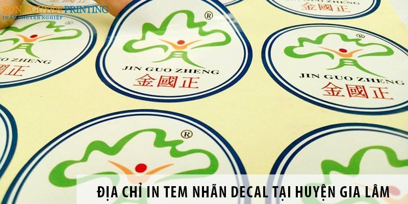 4 địa chỉ in tem nhãn decal uy tín tại huyện Gia Lâm 1