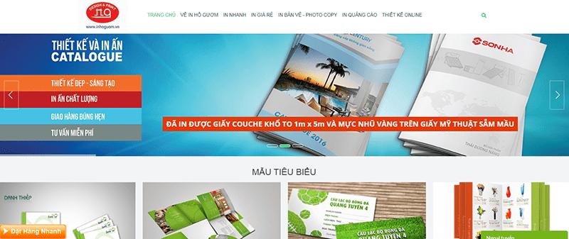 Công ty in ấn quảng cáo Hồ Gươm