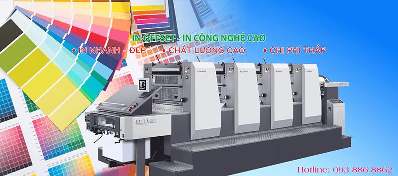 Công ty TNHH in công nghệ cao Việt Nam