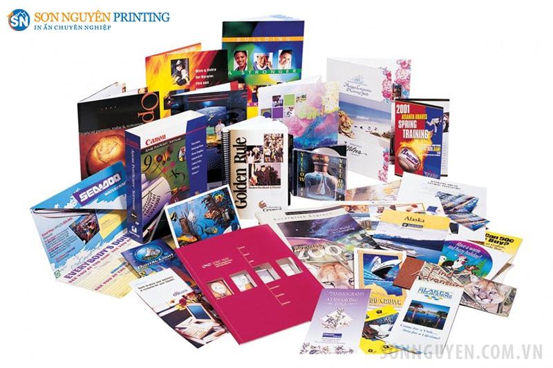 Những ứng dụng của in Offset trong ngành in ấn