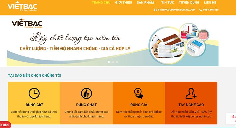 Công Ty CP XDCK Và Thương Mại Việt Bắc