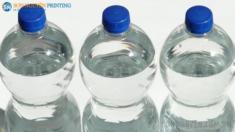 Nắp chai nước bằng nhựa PE
