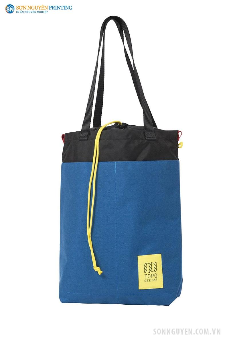 Túi Tote được làm từ nhựa PP