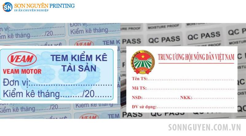 mẫu tem kiểm kê tài sản