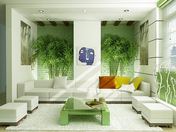 Sơn tường hay giấy dán tường phù hợp với không gian hiện đại?