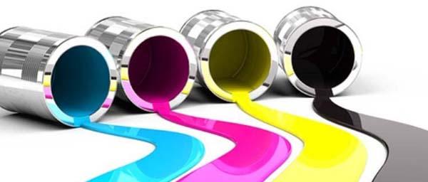 Các loại mực sử dụng trong công nghệ in ấn hiện nay